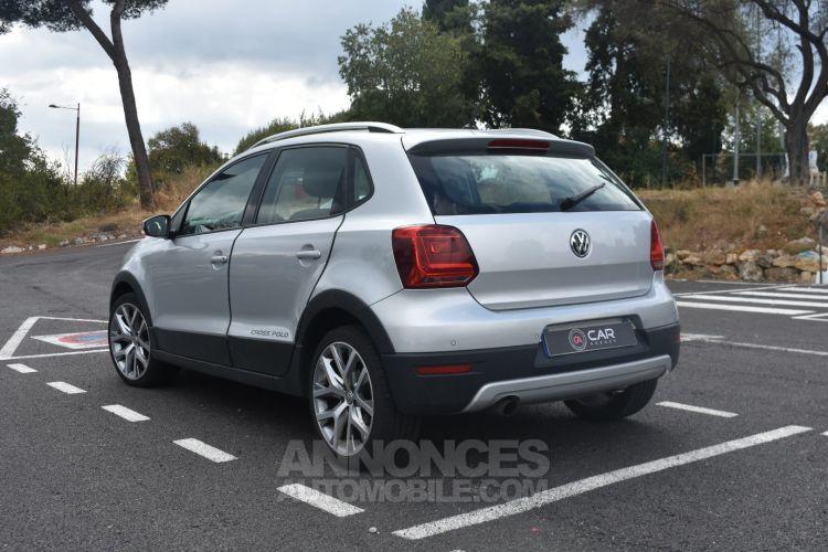 Volkswagen Polo CROSSOVER 1.2 TSI 90 CH GARANTIE - <small></small> 12.990 € <small>TTC</small> - #7