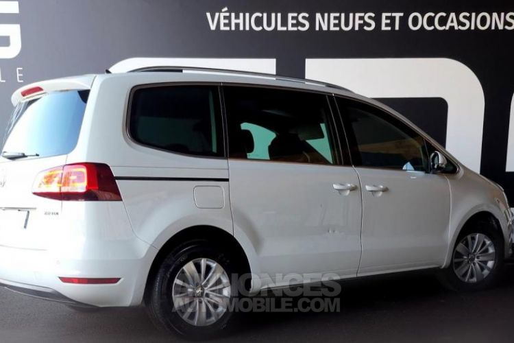 Volkswagen Sharan 2.0 TDI 150 BLUEMOTION TECHNOLOGY DSG6 Confortline - <small></small> 17.990 € <small>TTC</small> - #8