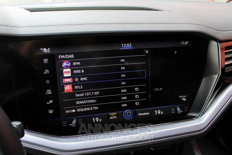 Volkswagen Touareg III 3.0 V6 TDI 286 4WD R-LINE EXCLUSIVE AUTO - <small></small> 58.950 € <small>TTC</small> - #38