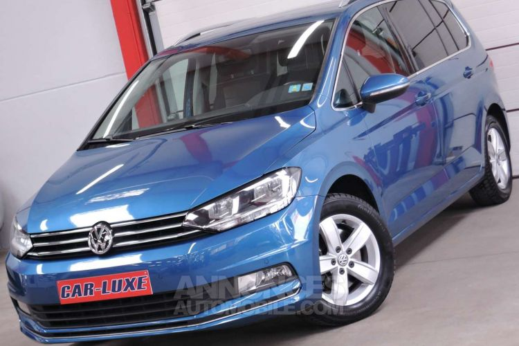Volkswagen Touran 1.2 TSI HIGHLINE 11OCV GRAND GPS CLIMATRONIC - <small></small> 13.950 € <small>TTC</small> - #1