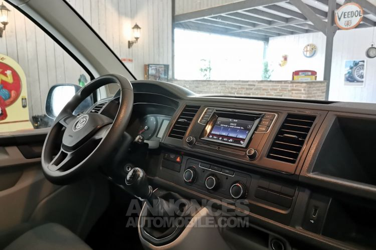 Volkswagen Transporter T6 L2H1 2.0 TDI 150 CV BV6 - <small></small> 24.950 € <small>TTC</small> - #6