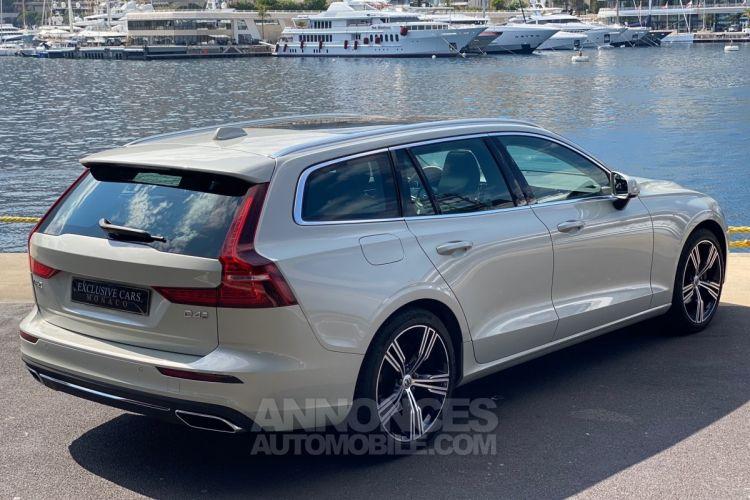 Volvo V60 D4 INSCRIPTION LUXE 190 CV ADBLUE GEARTRONIC - MONACO - <small></small> 39.900 € <small>TTC</small> - #13