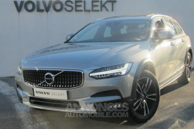 Volvo V90 D4 AWD 190ch Luxe Geartronic - <small></small> 47.900 € <small>TTC</small> - #1