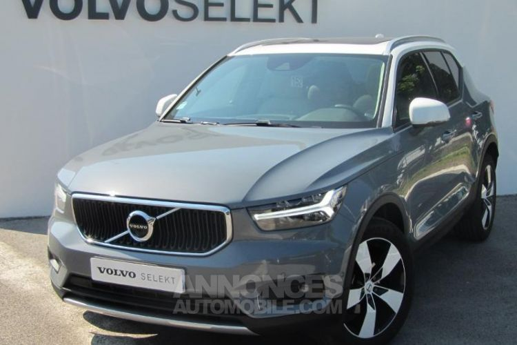 Volvo XC40 D3 AdBlue 150ch Business Geartronic 8 - <small></small> 39.990 € <small>TTC</small> - #1