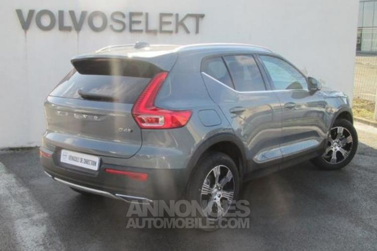 Volvo XC40 D4 AdBlue AWD 190ch Inscription Luxe Geartronic 8 - <small></small> 49.500 € <small>TTC</small> - #4