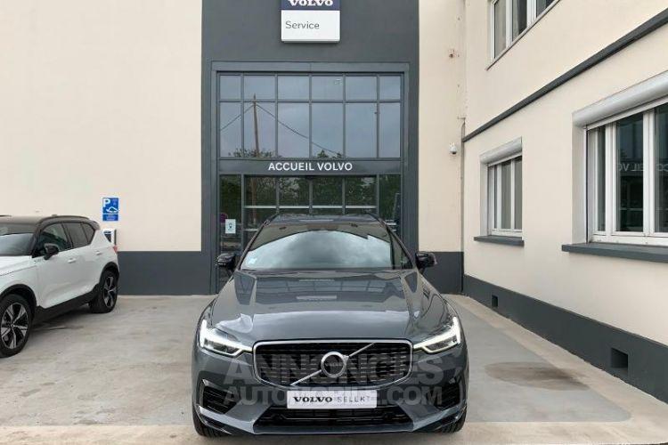 Volvo XC60 D3 AdBlue 150ch R-Design - <small></small> 43.990 € <small>TTC</small> - #5