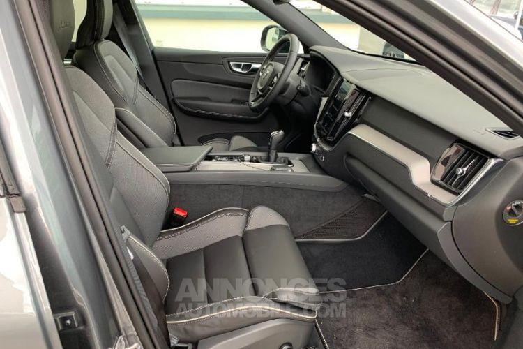 Volvo XC60 D3 AdBlue 150ch R-Design - <small></small> 43.990 € <small>TTC</small> - #8