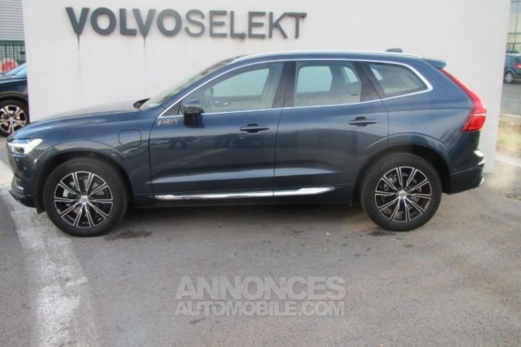 Volvo XC60 T6 AWD 253 + 87ch Inscription Luxe Geartronic - <small></small> 55.500 € <small>TTC</small> - #2
