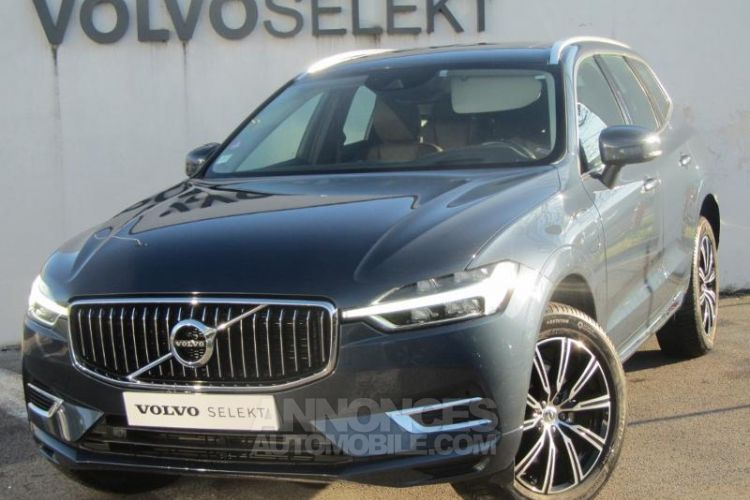 Volvo XC60 T8 Twin Engine 320 + 87ch Inscription Luxe Geartronic - <small></small> 44.900 € <small>TTC</small> - #1