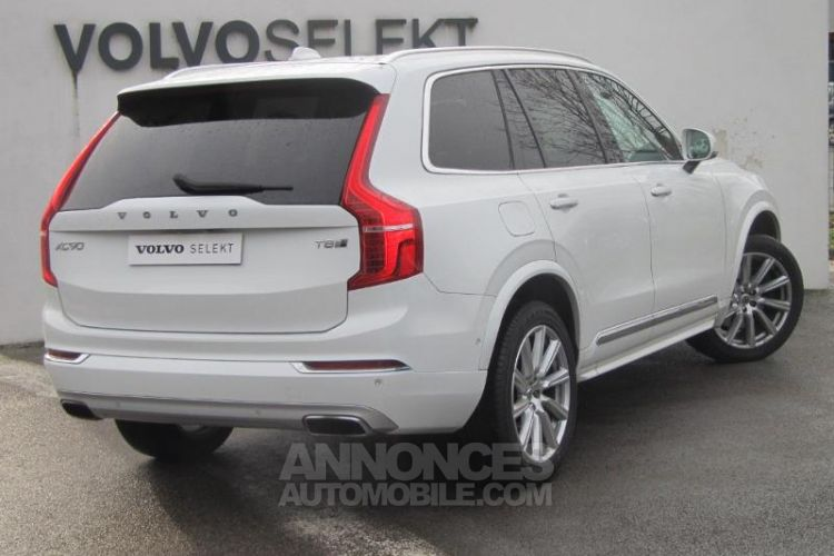Volvo XC90 T8 Twin Engine 320 + 87ch Inscription Geartronic 7 places - <small></small> 44.900 € <small>TTC</small> - #2