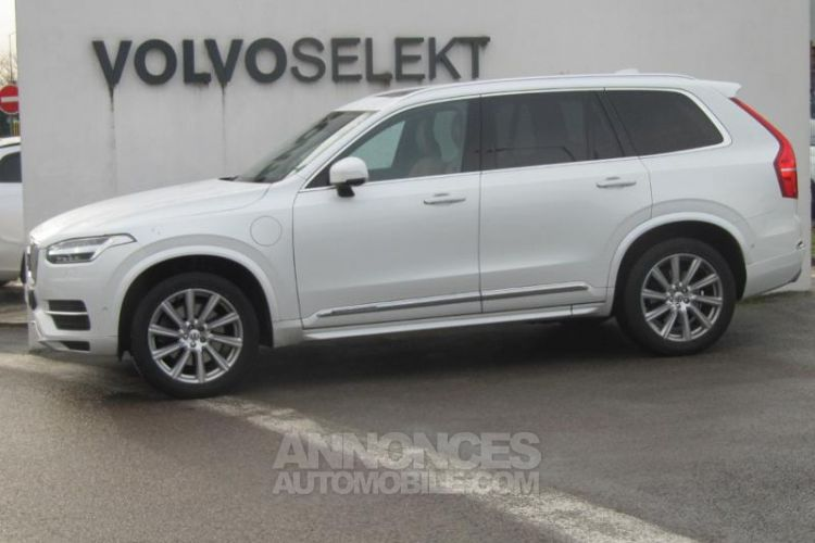 Volvo XC90 T8 Twin Engine 320 + 87ch Inscription Geartronic 7 places - <small></small> 44.900 € <small>TTC</small> - #3