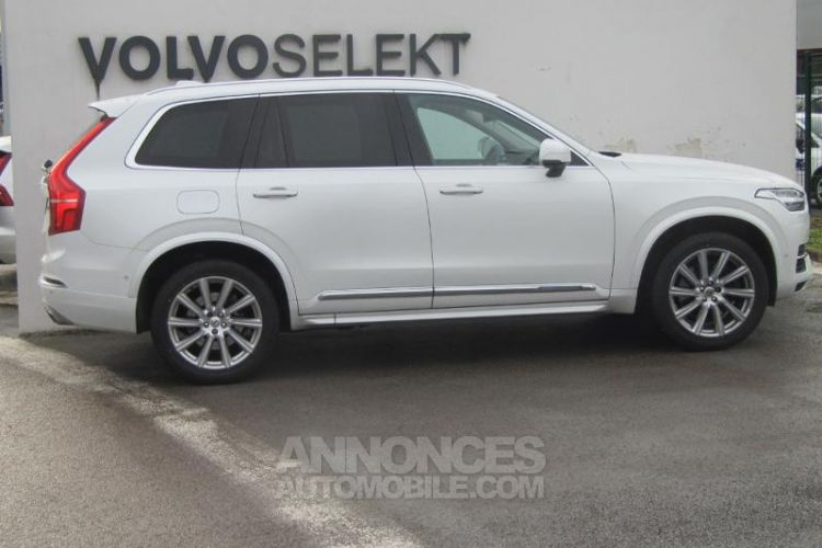 Volvo XC90 T8 Twin Engine 320 + 87ch Inscription Geartronic 7 places - <small></small> 44.900 € <small>TTC</small> - #4