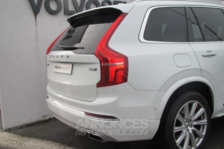 Volvo XC90 T8 Twin Engine 320 + 87ch Inscription Geartronic 7 places - <small></small> 44.900 € <small>TTC</small> - #14