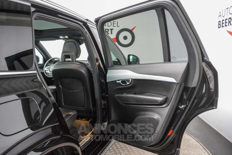 Volvo XC90 XC 90 2.0 D5 4WD Momentum 7pl. Geartronic / Pano / Leder... - <small></small> 35.995 € <small>TTC</small> - #11