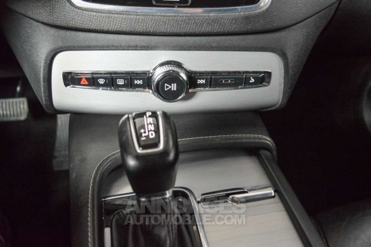 Volvo XC90 XC 90 2.0 D5 4WD Momentum 7pl. Geartronic / Pano / Leder... - <small></small> 35.995 € <small>TTC</small> - #27