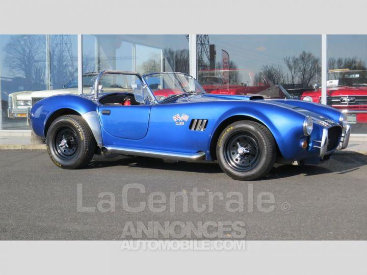 AC Cobra REPLICA V8 bleu metal Occasion - 1