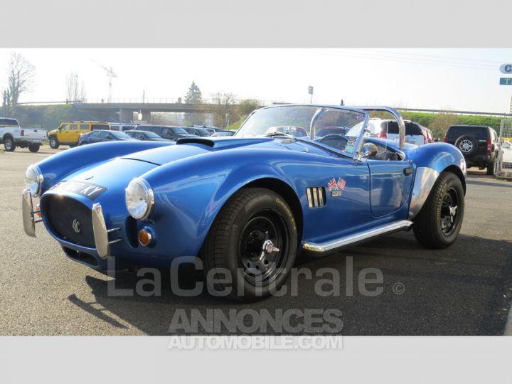 AC Cobra REPLICA V8 bleu metal Occasion - 4