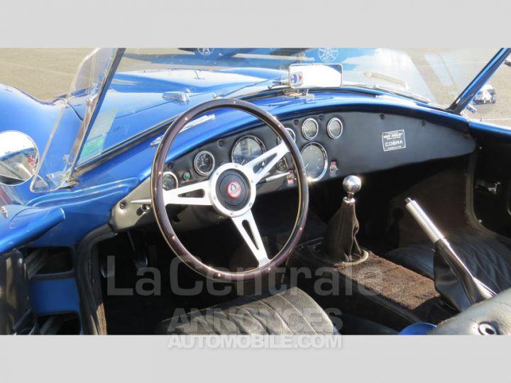 AC Cobra REPLICA V8 bleu metal Occasion - 6