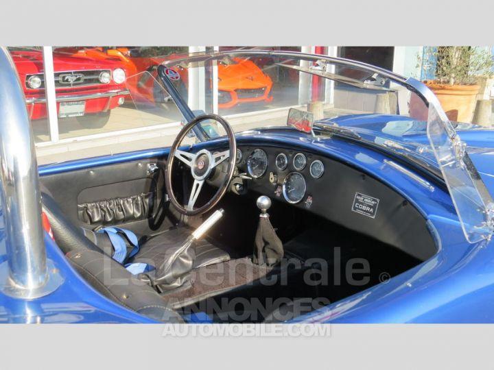 AC Cobra REPLICA V8 bleu metal Occasion - 7