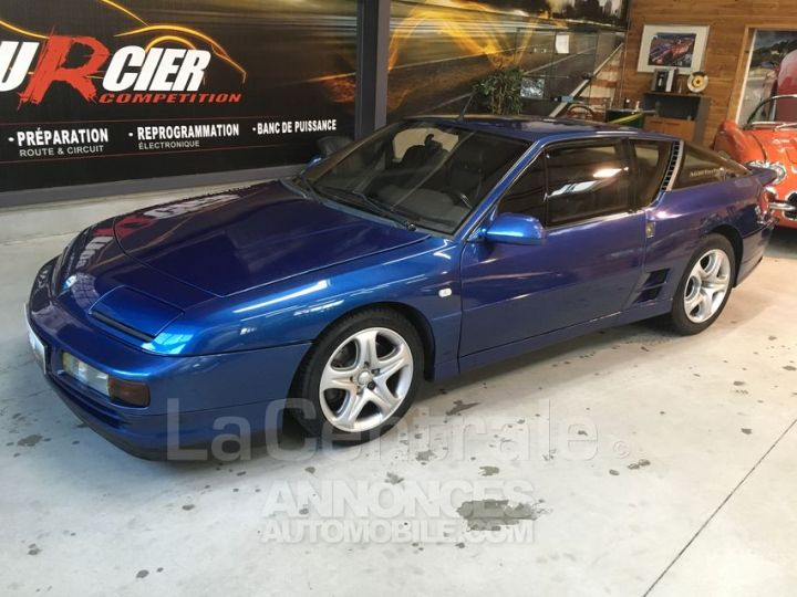 Alpine A610 V6 TURBO bleu metal Occasion - 3