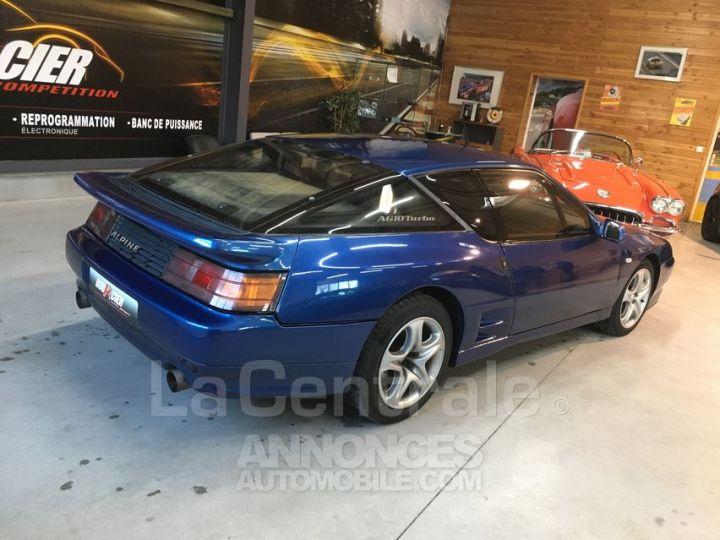 Alpine A610 V6 TURBO bleu metal Occasion - 4