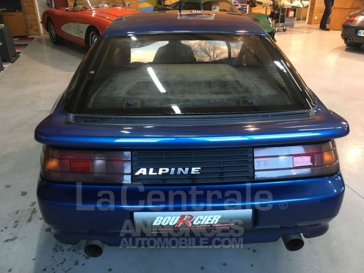 Alpine A610 V6 TURBO bleu metal Occasion - 6