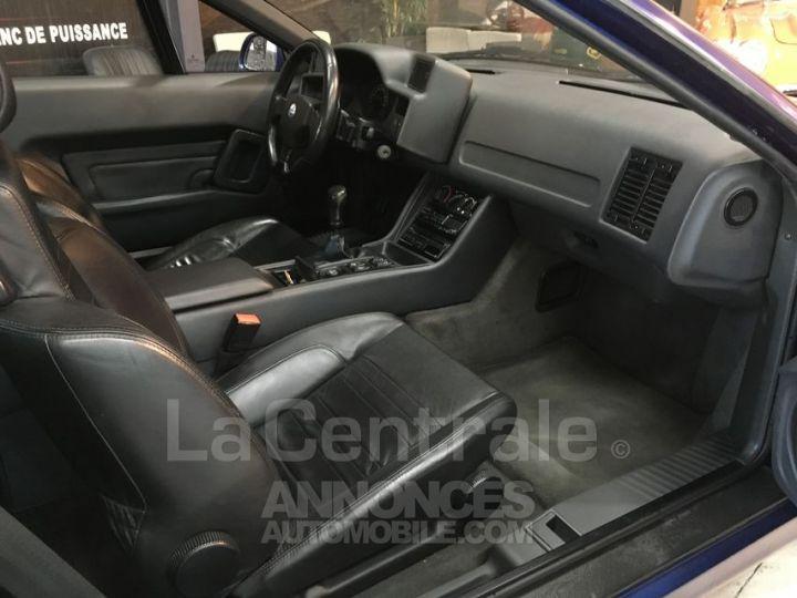 Alpine A610 V6 TURBO bleu metal Occasion - 9