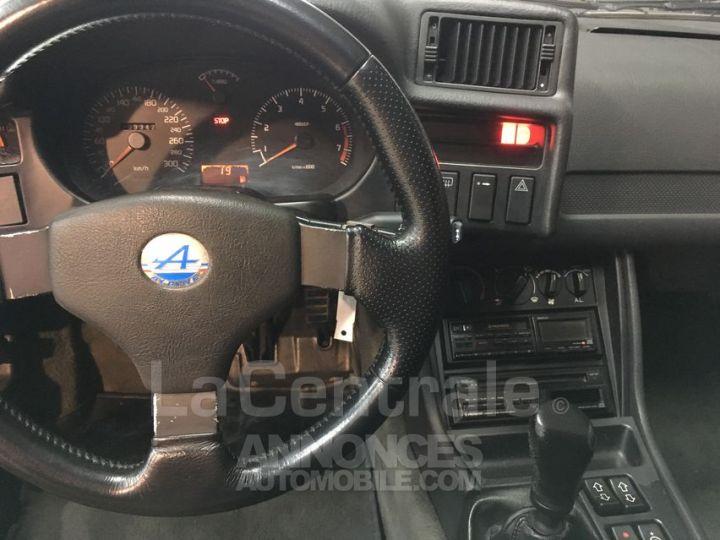 Alpine A610 V6 TURBO bleu metal Occasion - 13