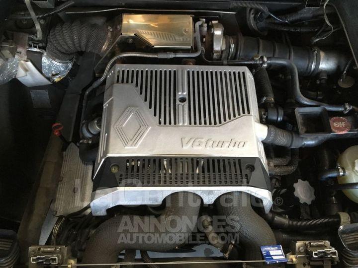 Alpine A610 V6 TURBO bleu metal Occasion - 17