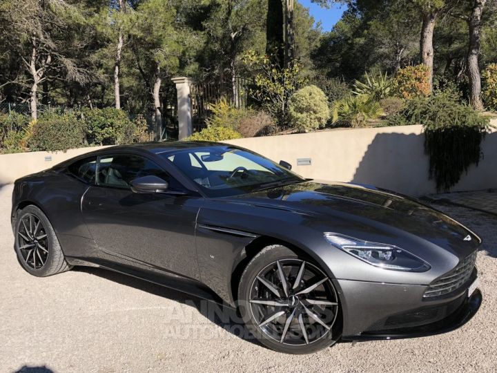 Aston Martin DB11 V12 gris Occasion - 1