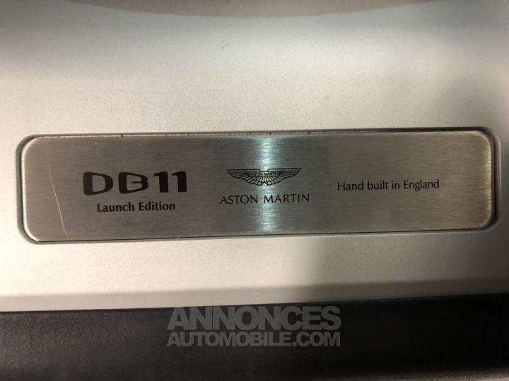 Aston Martin DB11 V12 gris Occasion - 7