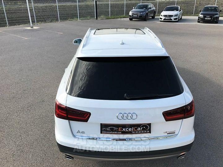 Audi A6 Allroad QUATTRO V6 BI TDI 320 TIPTRONIC AVUS BLANC VERNI Occasion - 7
