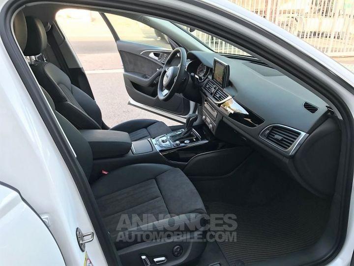 Audi A6 Allroad QUATTRO V6 BI TDI 320 TIPTRONIC AVUS BLANC VERNI Occasion - 11