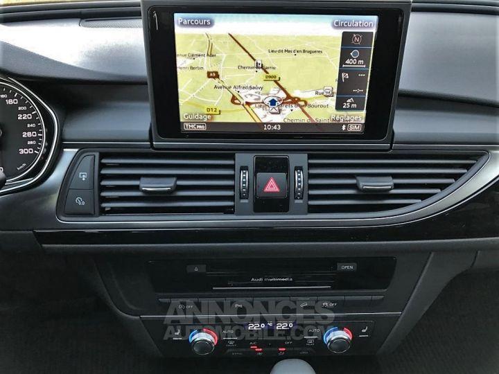 Audi A6 Allroad QUATTRO V6 BI TDI 320 TIPTRONIC AVUS BLANC VERNI Occasion - 15