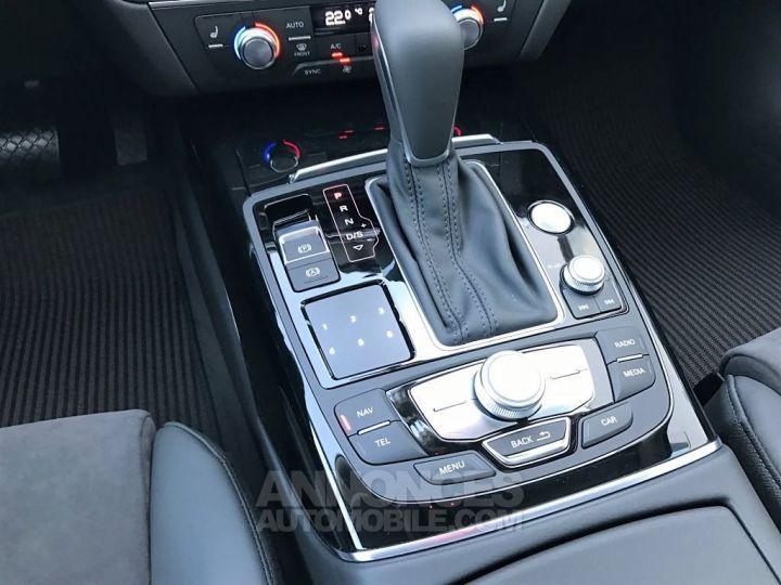 Audi A6 Allroad QUATTRO V6 BI TDI 320 TIPTRONIC AVUS BLANC VERNI Occasion - 17