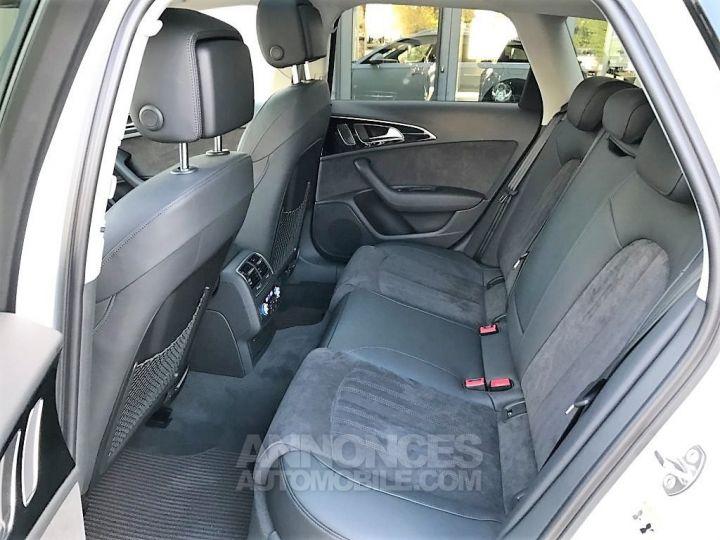 Audi A6 Allroad QUATTRO V6 BI TDI 320 TIPTRONIC AVUS BLANC VERNI Occasion - 18