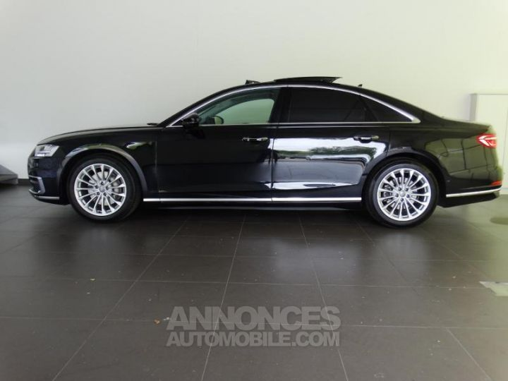 Audi A8 50 TDI 286ch Avus quattro tiptronic 8 NOIR MYTHIC Occasion - 4