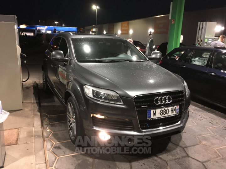 Audi Q7 S-LINE GRIS DAYTONA NACRE Occasion - 1