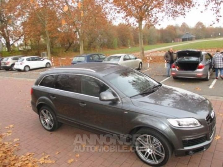 Audi Q7 S-LINE GRIS DAYTONA NACRE Occasion - 3