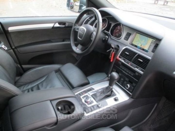 Audi Q7 S-LINE GRIS DAYTONA NACRE Occasion - 4