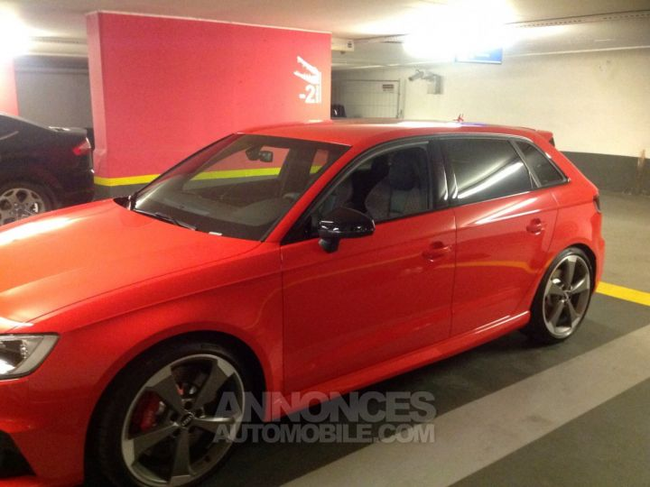 Audi RS3 RS3 Rouge Occasion - 11