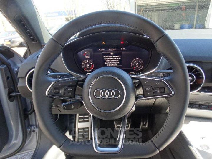 Audi TT Roadster 45 TFSI 245ch quattro S tronic 7 ARGENT FLEURET METAL Occasion - 2