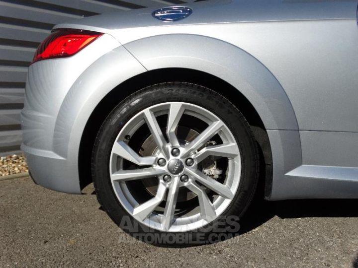 Audi TT Roadster 45 TFSI 245ch quattro S tronic 7 ARGENT FLEURET METAL Occasion - 11