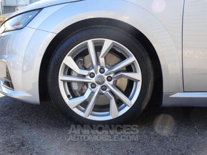 Audi TT Roadster 45 TFSI 245ch quattro S tronic 7 ARGENT FLEURET METAL Occasion - 12
