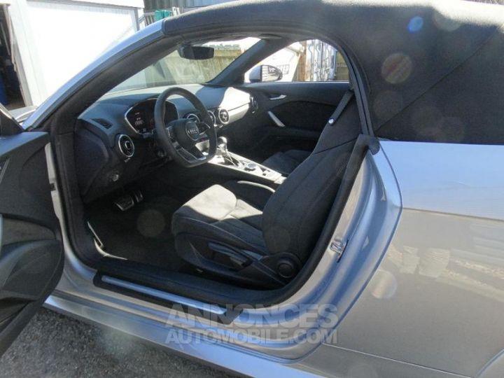 Audi TT Roadster 45 TFSI 245ch quattro S tronic 7 ARGENT FLEURET METAL Occasion - 18