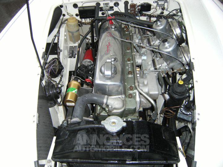 Austin Healey 3000 BJ8 MK3 old english white / Brun choco Occasion - 5