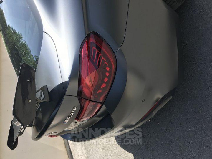 BMW M4 GTS 500 GRIS MAT INDIVIDUAL Occasion - 6
