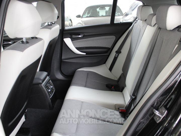BMW Série 1 114D 95CH URBANLIFE 5P NOIR Occasion - 6