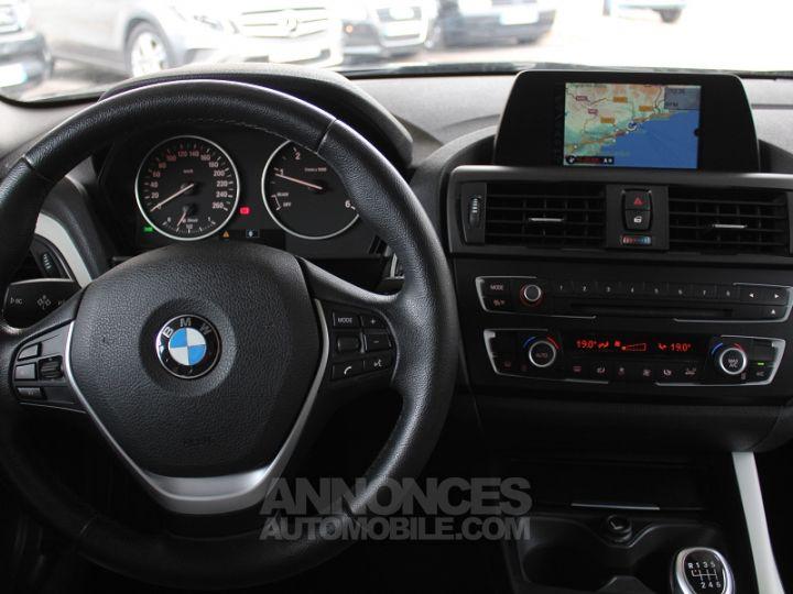 BMW Série 1 114D 95CH URBANLIFE 5P NOIR Occasion - 7