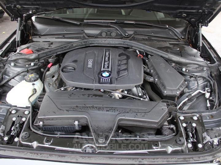 BMW Série 1 114D 95CH URBANLIFE 5P NOIR Occasion - 10